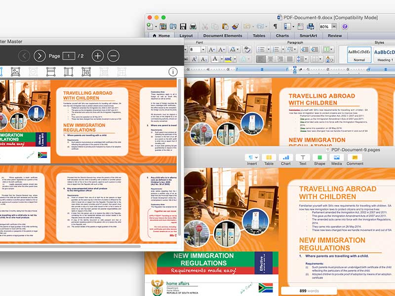 PDF Converter Master for Mac Screenshot 3
