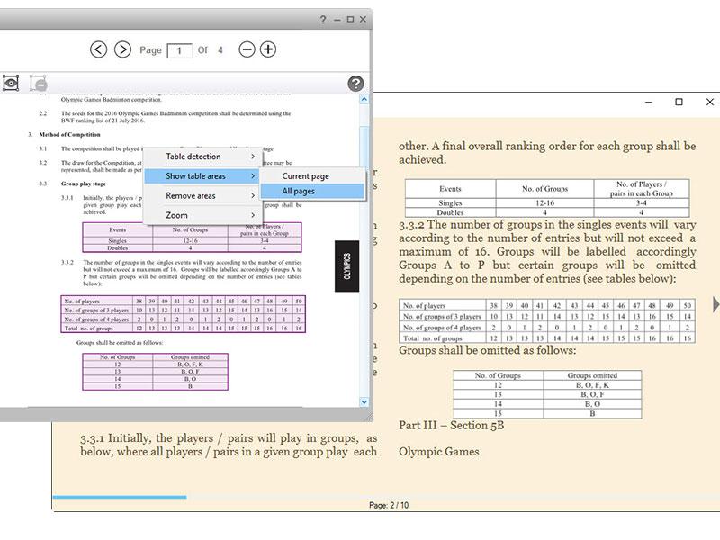 pdf to epub converter for windows screenshot 4