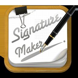 Signature Maker For Mac