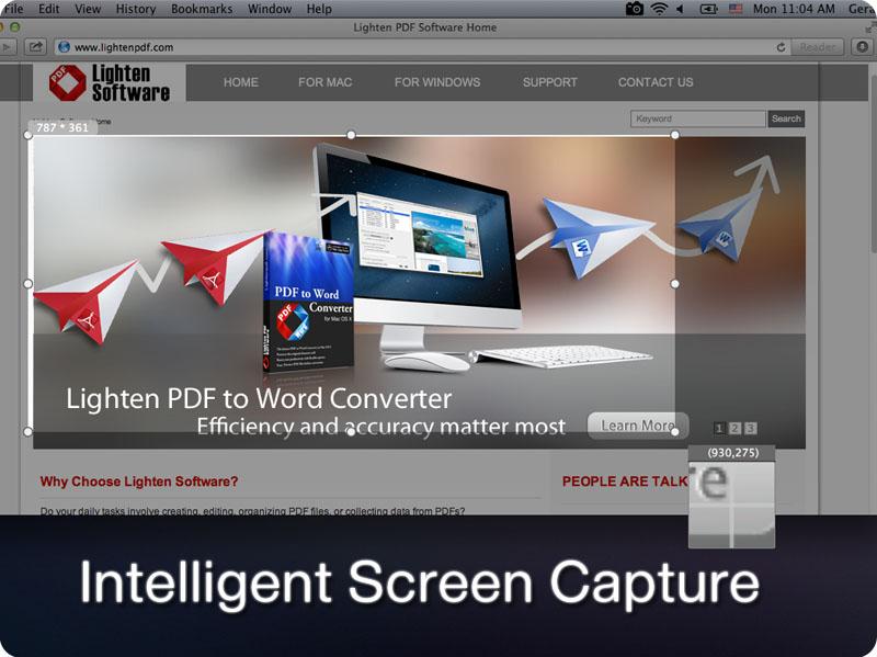 Snapshot Editor for Mac screenshot 2