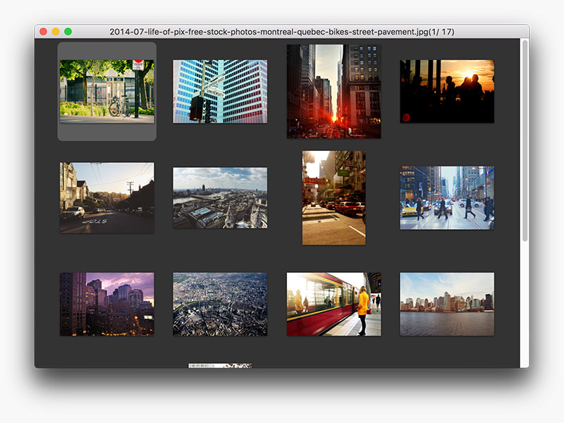 image viewer Mac screenshot 3
