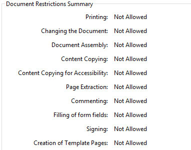 pdf password remover screenshot 9